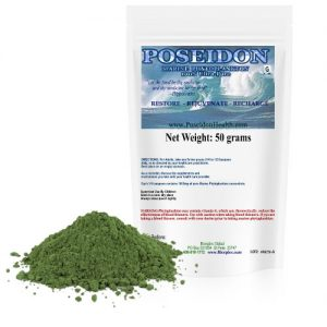 Phytoplankton powder